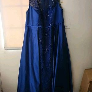 Plus size formal dress, worn once, size 24-26